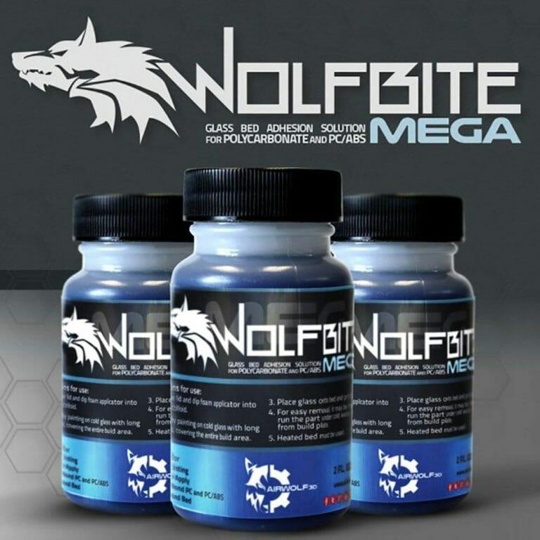WolfBite MEGA Premium Heatbed Adhesion Solution