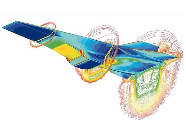 Hypersonic Aircraft Desing