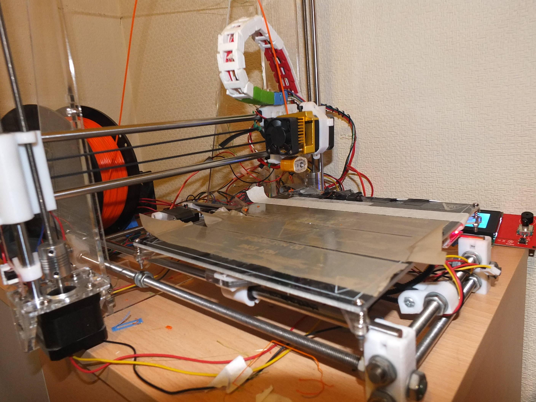 The Sintron Prusa i3 3D printer