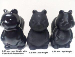 Acetone-vapor-3d-printed-parts-1