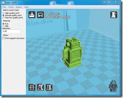 Cura_main - 3D printed robots