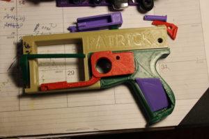 3D printed gun - 3d printed guns