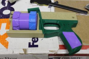 Prop gun - 3d print a gun