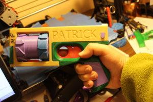 Prop gun - 3d printed guns