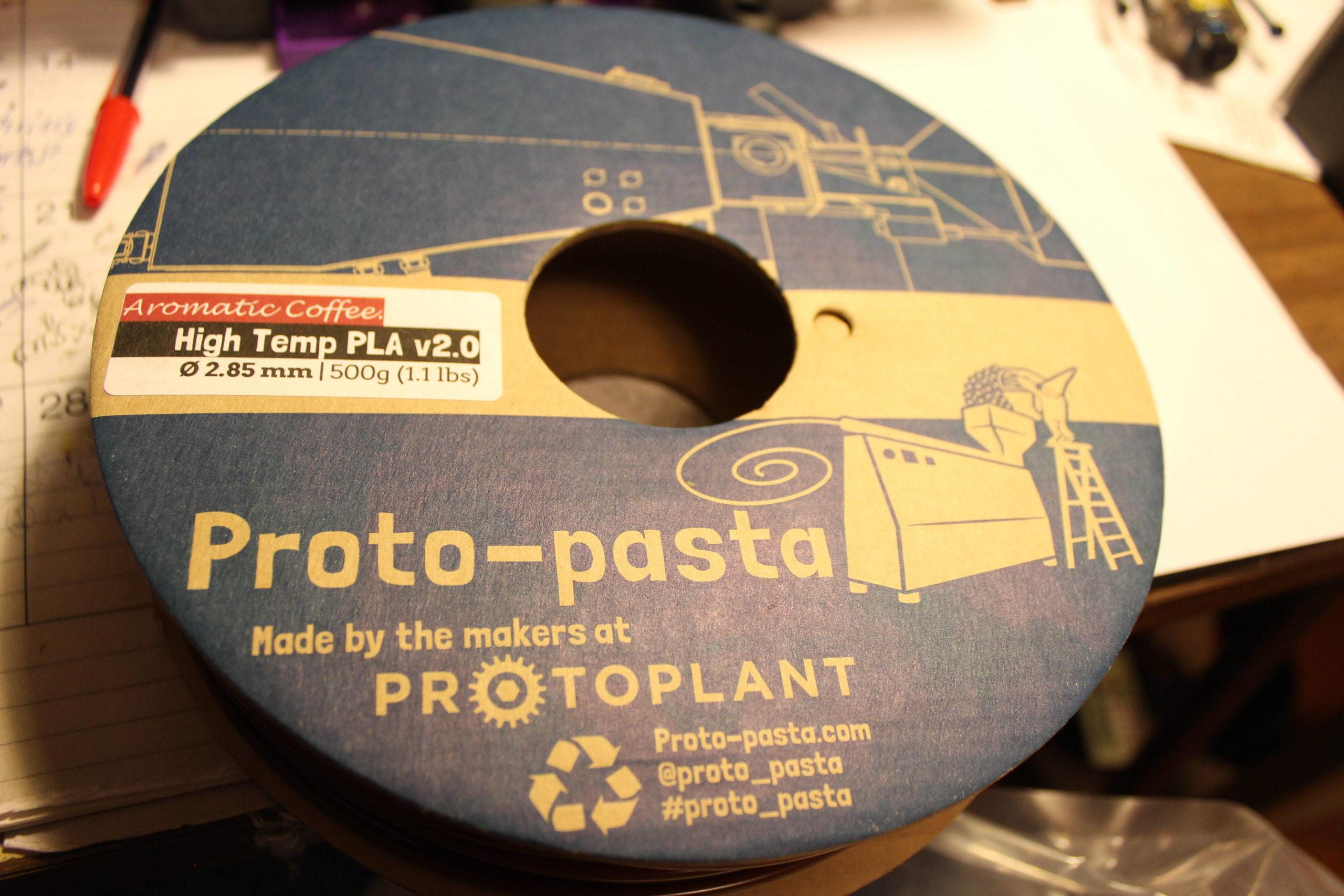 proto pasta spool