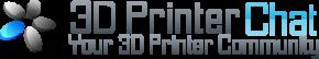 3dprinterchat.com AMP logo