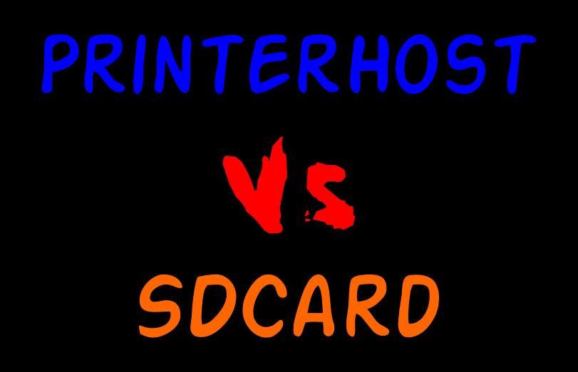 PrinterHost x SDCard