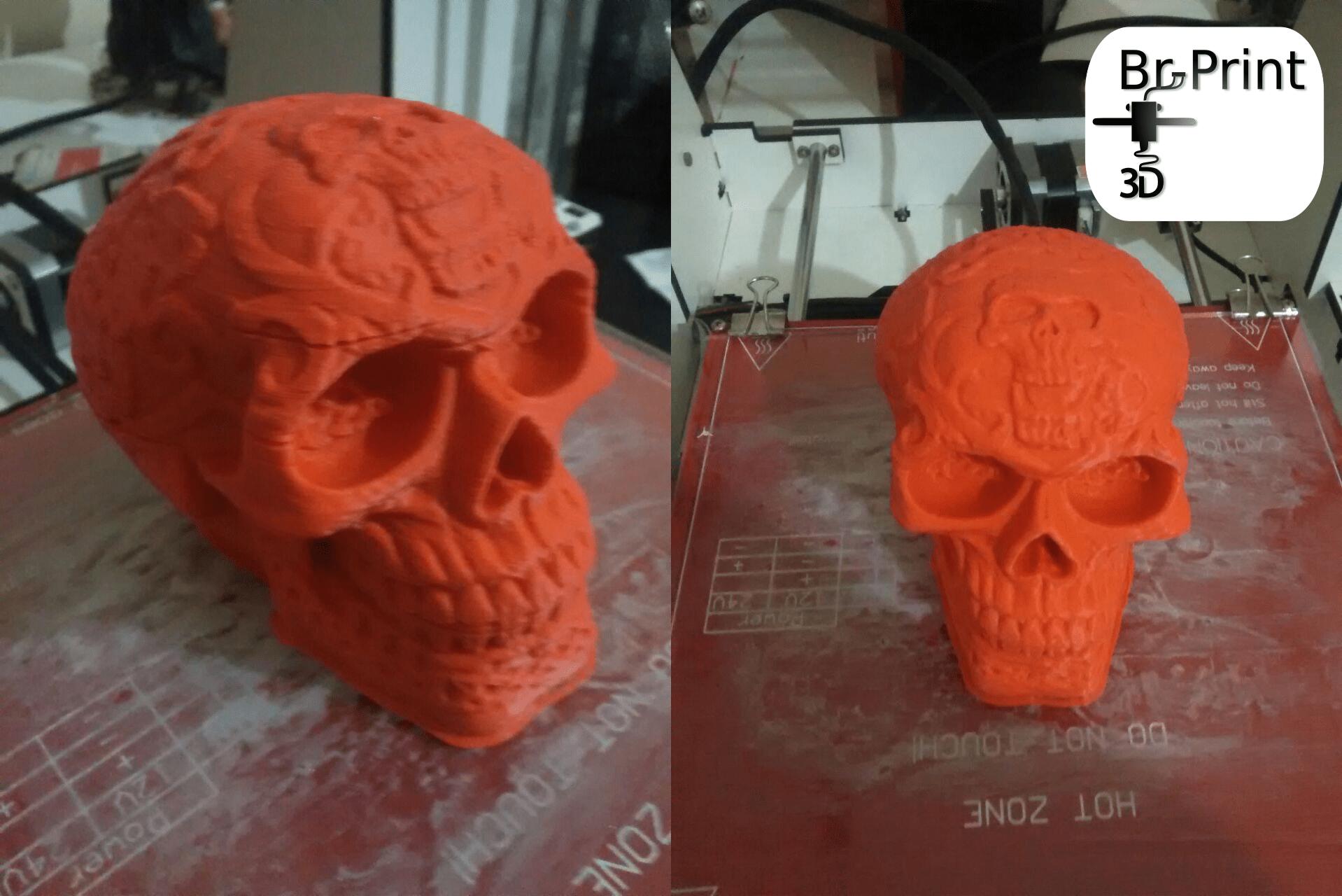 Skull 0.2mm