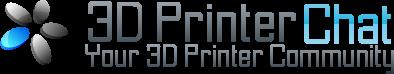 3DPrinterChat Logo