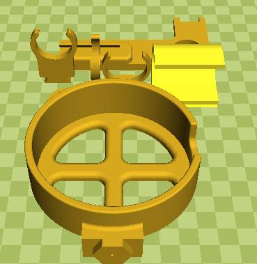 wheelchar cup holder
