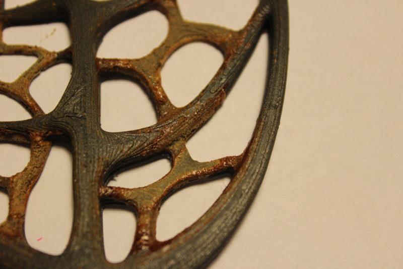 Rusy spots - Iron PLA