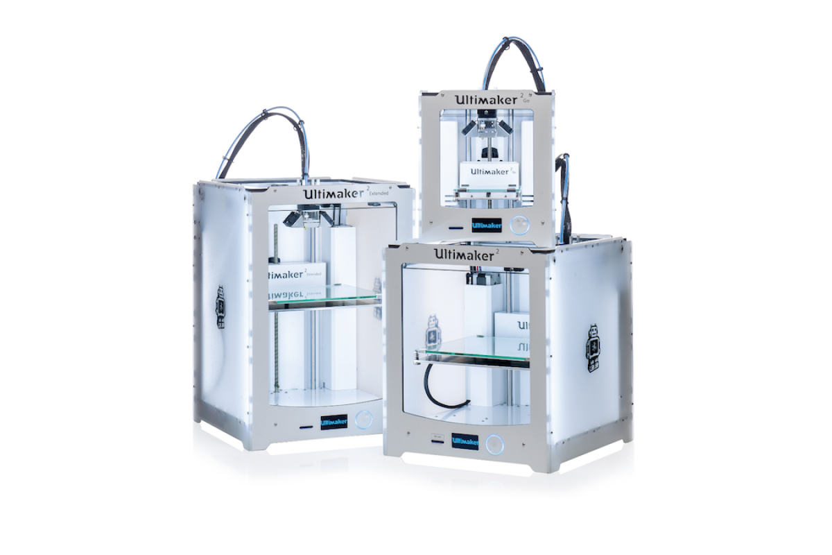 The Ultimaker 2 3D Printer