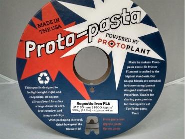 Mag iron PLA filament