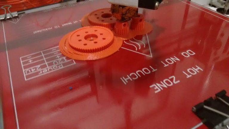 3D Printed Gears Easy!