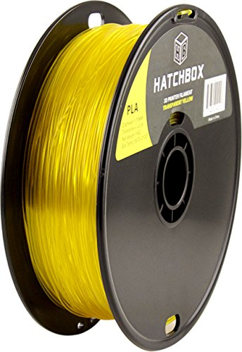 HATCHBOX-3D-PLA-1KG175-TYLW-PLA-3D-Printer-Filament-Dimensional-Accuracy-005-mm-1-kg-Spool-175-mm-Transparent-Yellow-0