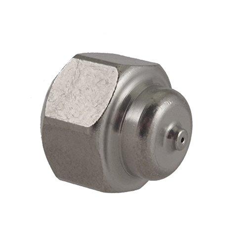 Micro-Swiss-HW-NOZ-PBOT-04-Plated-Brass-Wear-Resistant-Nozzles-175-mm-Printrbot-Std-Ubis-04-mm-Bright-Nickel-0
