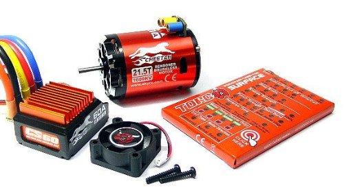 open rc f1 electronics