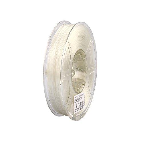 eSUN-PETG-filament-3mm-Natural-1kg22lb-Spool-for-Makerbot-Reprap-UP-Afinia-Flash-Forge-and-all-FDM-3D-Printers-Natural-Semi-transparent-0-2