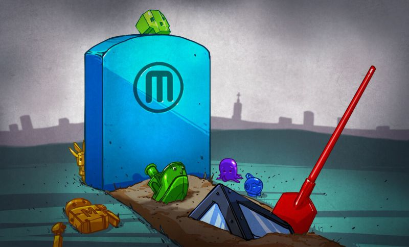 makerbot dead