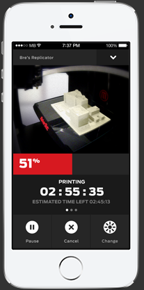 makerbot phone