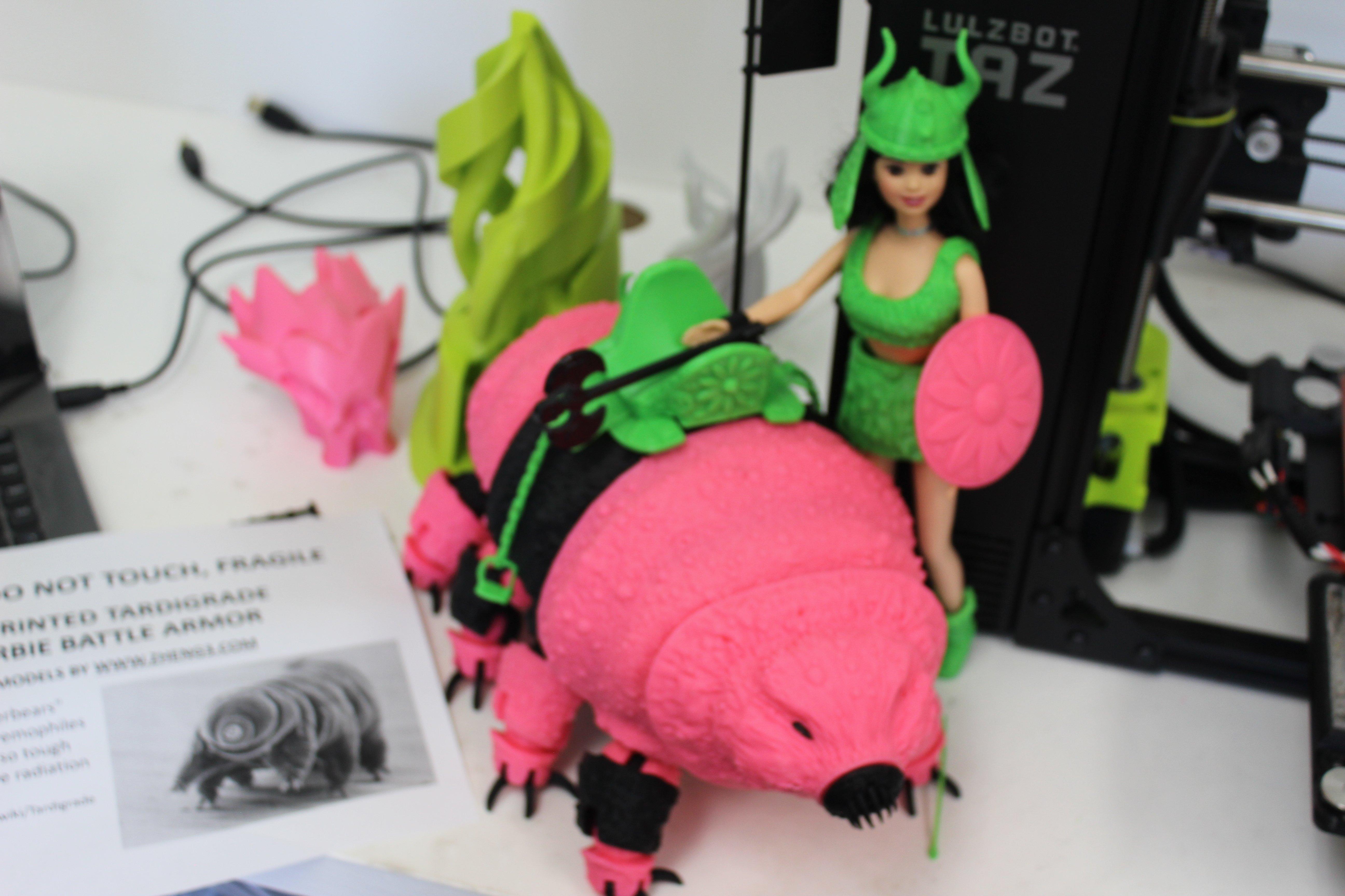 Barbie Armor