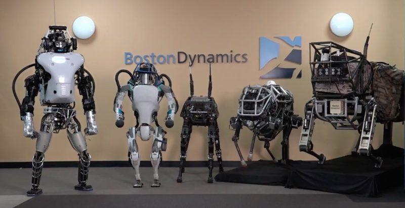 Atlas robots