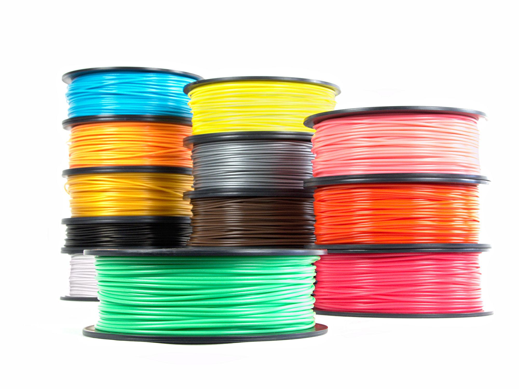 Regular Spools of Filament