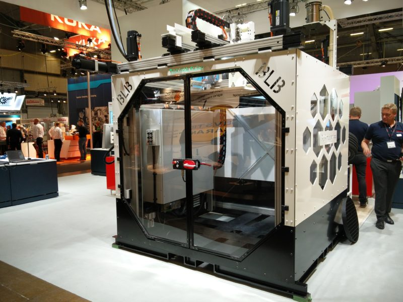 The Box 3D Printer