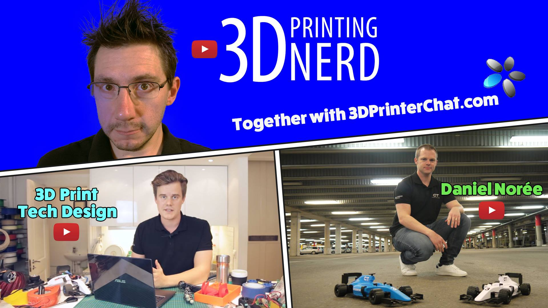3D Printer Giveaway