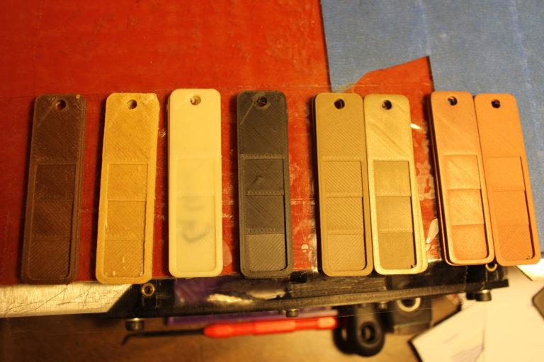 ColorFabb Composite Filament Review