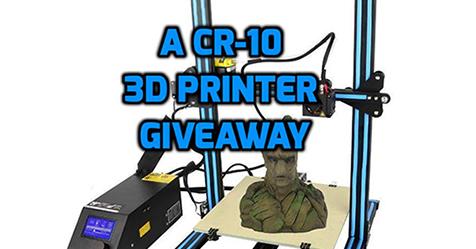 CR-10 3D Printer