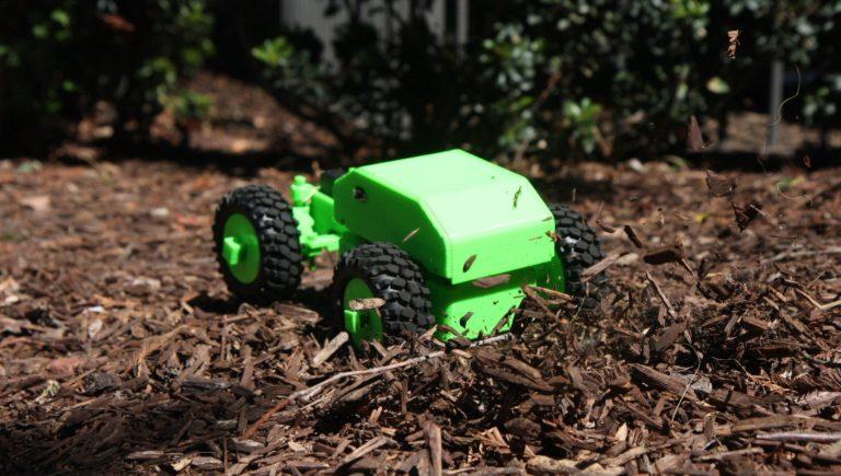 Flutter Scout – 3D-Printable Remote Controlled Car
