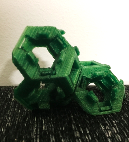 Test Print – Cohesion 3D ReMix