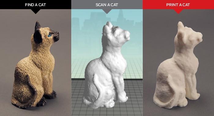 3D Scanning - 3D Scanner