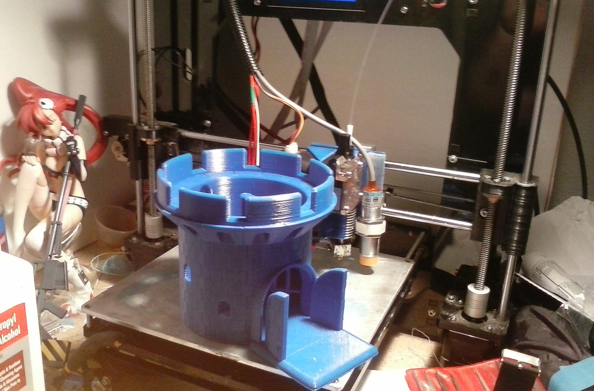 3D printer clones