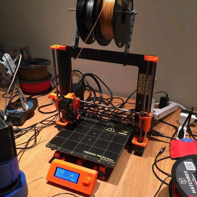 Original Prusa i3 Mk2 3D Printer Review – Long Term Impressions