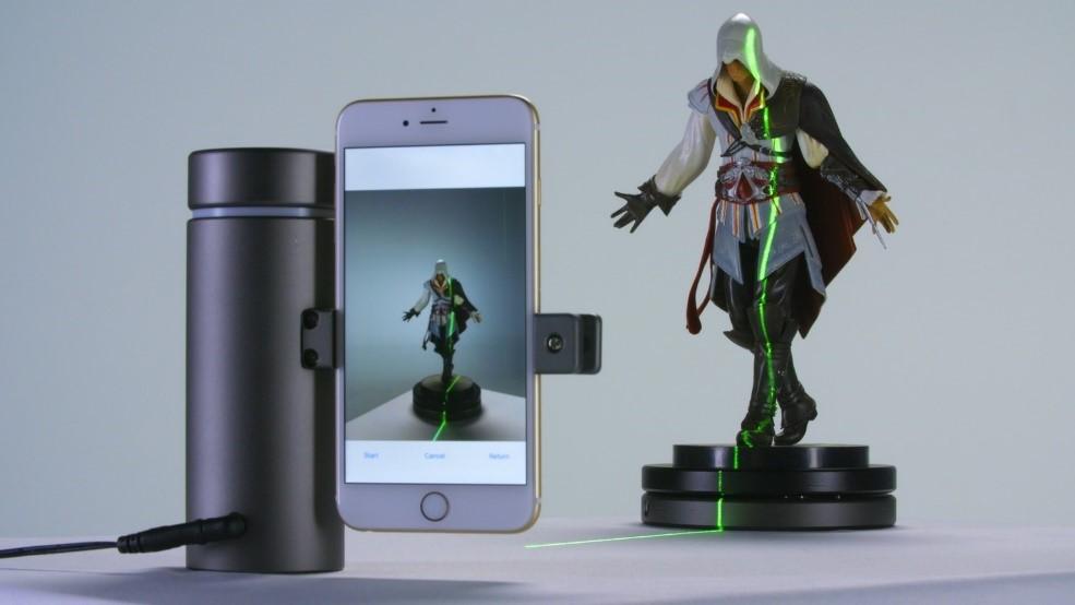 EORA - 3D Scanner