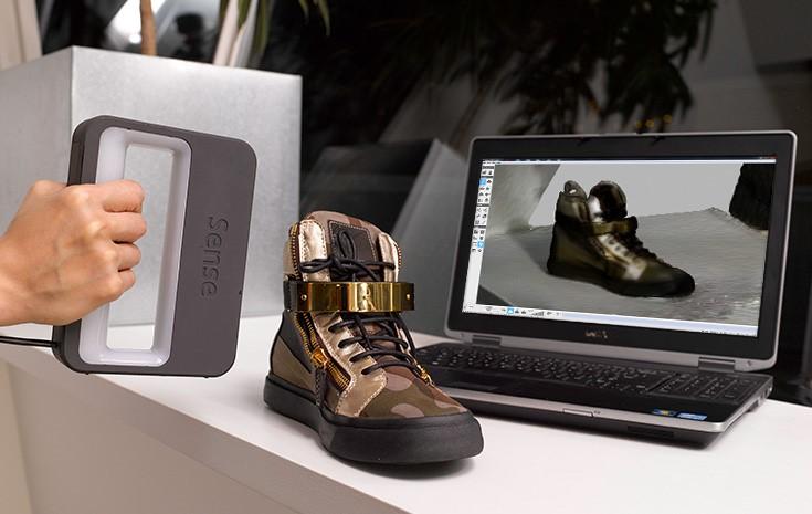 Cubify Sense - 3D Scanner