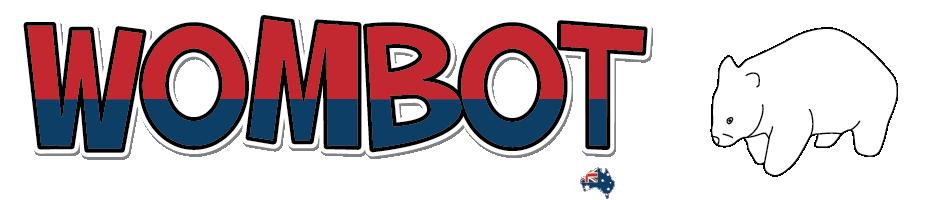 Wombot logo