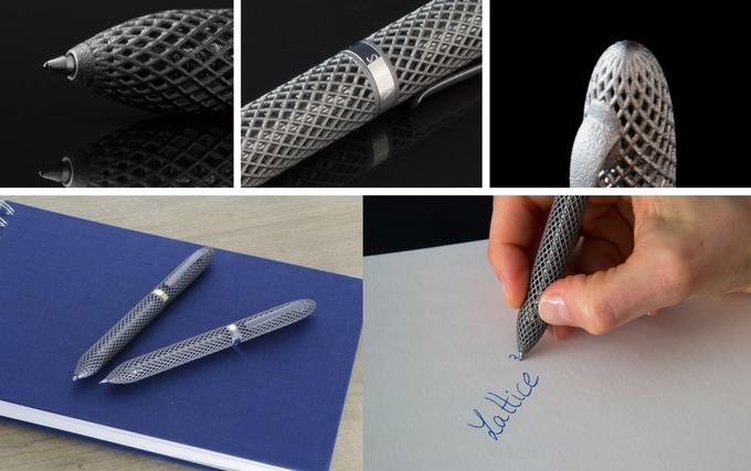 lattice pen