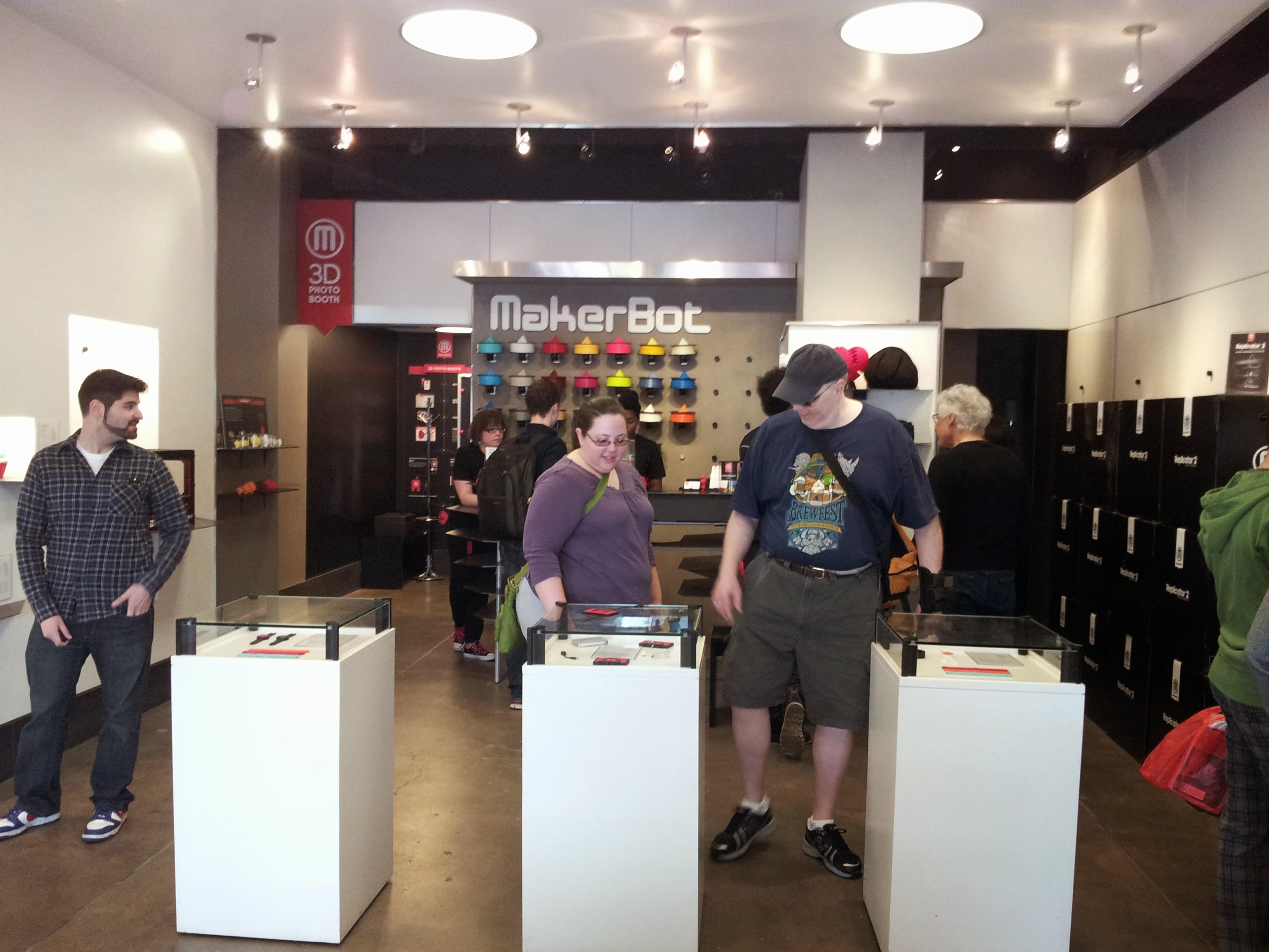 Makerbot Store - John Hauer