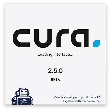 Cura 2.5 beta