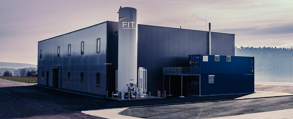 FIT AG made headlines last February due to its $1.1 million investment into Polish 3D printer manufacturer Sinterit; Photo description: The FIT AG factory at their Headquarters in Lupburg. (Source: FIT AG).