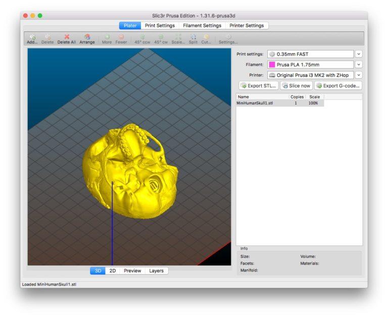 Slic3r – Best 3D Printing Slicers Roundup Part 1