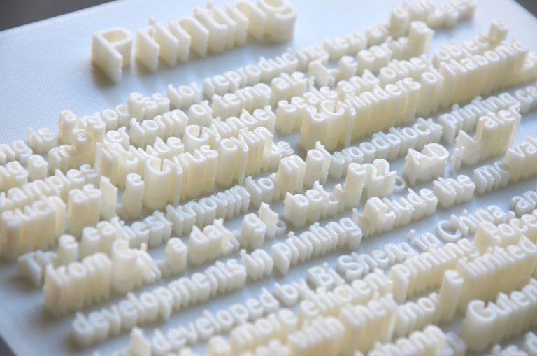 3D Printing News Summary: April 24, 2017
