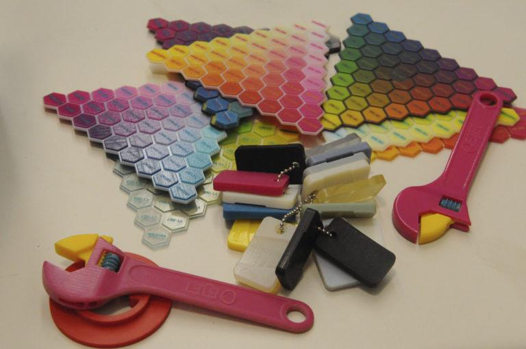 3D Printer Filament Guide & Comparison Chart