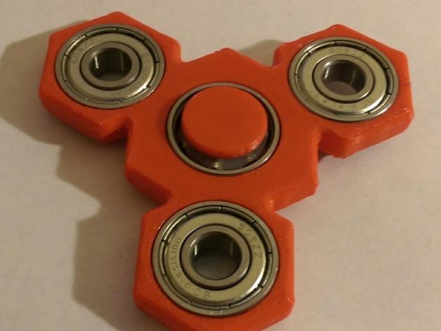 BG.3D Hand Spinner