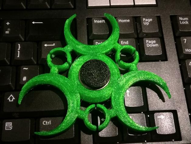 BloHaz Fidget Spinner