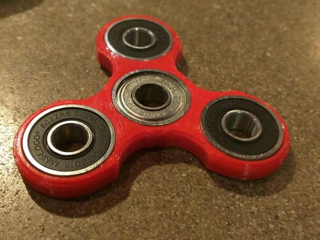 Customizable Hand Spinner