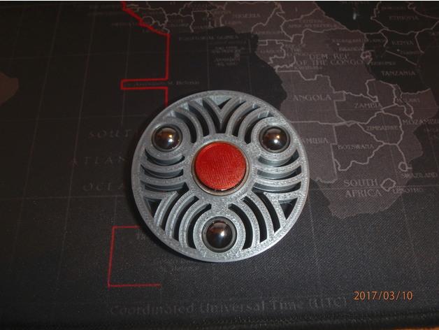 1/2″ Ball Bearing Fidget Spinner